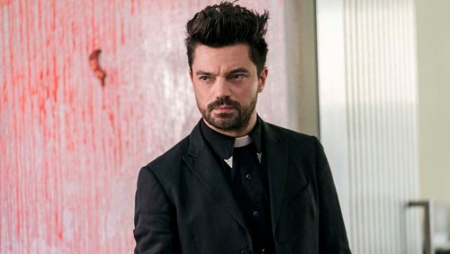 Cannes: Dominic Cooper to Lead Thriller 'Nightfall' for BAFTA Winner James Strong (Exclusive)
