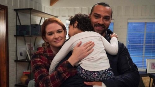 Sarah Drew on Helping 'Grey's Anatomy' Say Farewell to Jesse Williams (and April)