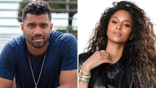 Russell Wilson, Ciara Ink First-Look Amazon Deal
