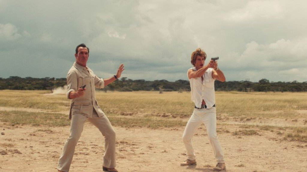 French Spy Spoof 'OSS 117' to Close Cannes Festival – The Hollywood Reporter