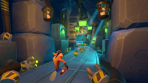 'Crash Bandicoot: On the Run' Lands High on List of U.S. Breakout Mobile Games