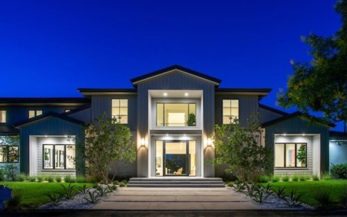 Daisy Fuentes, Richard Marx Sell in Malibu, Buy $9M Hidden Hills Mansion