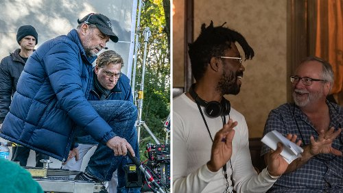 Directors Steve McQueen and James Mangold Celebrate Their Oscar-Nominated Collaborators