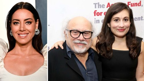 Aubrey Plaza, Danny DeVito Animated Series a Go at FXX