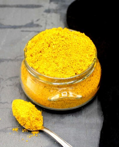 How to Make Curry Powder