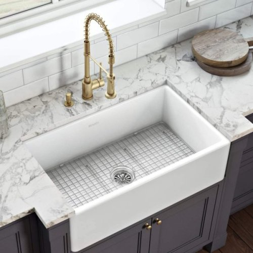 51 Farmhouse Sinks That Can Bring Classic Elegance To Your Kitchen Renovation