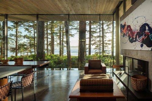 Tofino Beach House by Olson Kundig