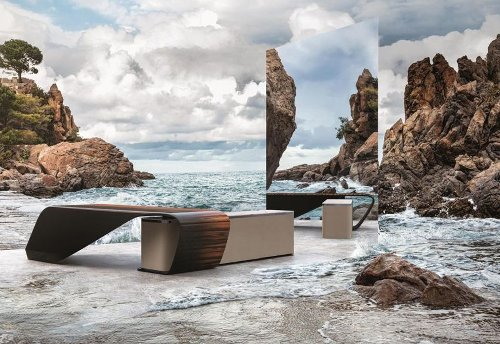 2021 Bentley Home Furniture Collection is all About Materials and new Finishes
