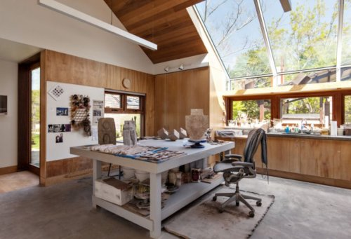 Home Art Studio Ideas To Get Your Creative Juices Flowing