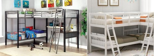 The Practicality of L-Shaped Bunk Beds