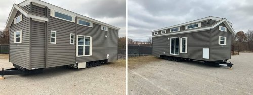 A Look Inside One Of The Most Spacious Tiny Houses On Wheels