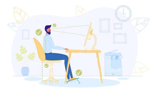 If You Work from Home You Might Want an Ergonomic Office Chair