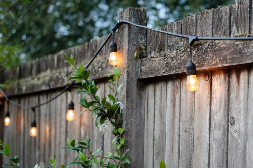 Light Up Your Patio & Save Money with Solar Powered String Lights