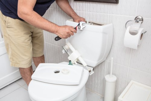 What To Do If Your Toilet Keeps Running