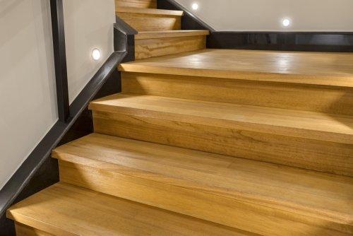 Standard Stair Width In America
