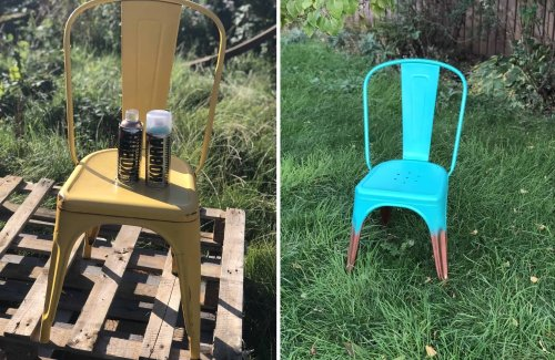 Make Sure You Use the Best Spray Paint for Metal When Your Revamp Old Furniture