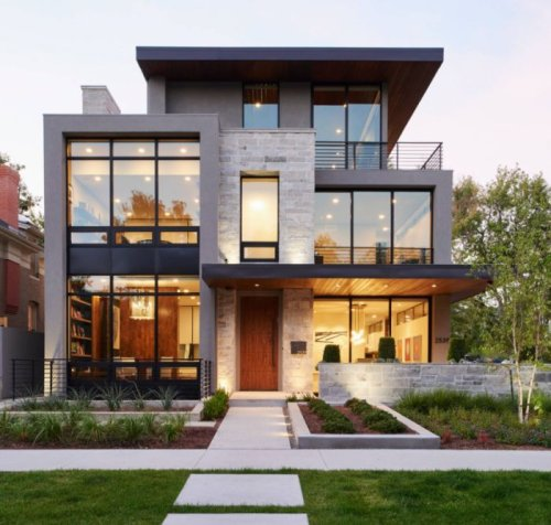 Best House Front Design For Your Design Style