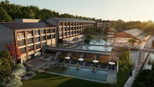 Hilton's LXR Hotel Brand to Open First Asian Property in Kyoto