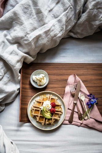 6 Breakfast Recipes for Eating in Bed