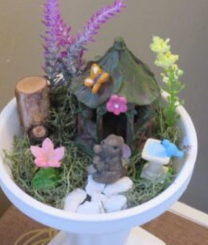 Make Three Pretty Spring Decorations on the Cheap