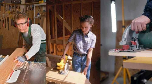 Table Saw Vs Track Saw Vs Circular Saw | Which One To Buy | HomVela