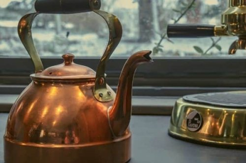 How To Clean The Inside Of A Copper Tea Kettle