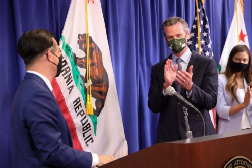 California is set to rescind mask mandates next month, but Bay Area counties likely to sort out their own new rules