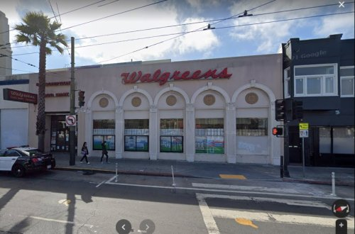 Walgreens closing five more SF stores in Outer Mission, Sunset, Hayes Valley