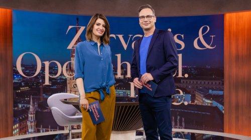"""""""Zervakis & Opdenhövel"""": Neues Pro-Sieben-Format balanciert zwischen News und Unterhaltung"""