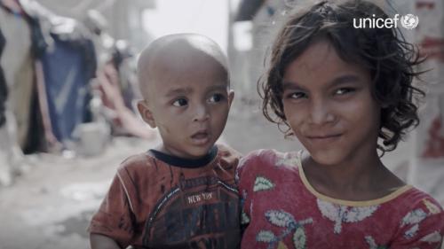 Spendenkampagne: Unicef und BBDO zeigen, wie Kinder weltweit an der Pandemie und ihren Folgen leiden