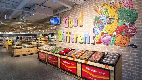 Neues Konzept: Aldi stellt bunten Convenience-Store in Australien vor