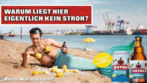 Philipp und Keuntje: Astra stellt am Strand die Stroh-Frage