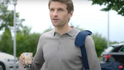 Rewe-Eigenmarke: Thomas Müller sagt Ja zu Ja
