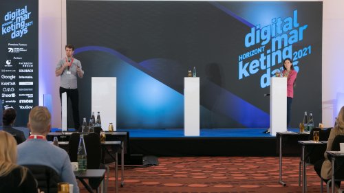 Digital Marketing Days: Was Tiktok für Werbungtreibende attraktiv macht