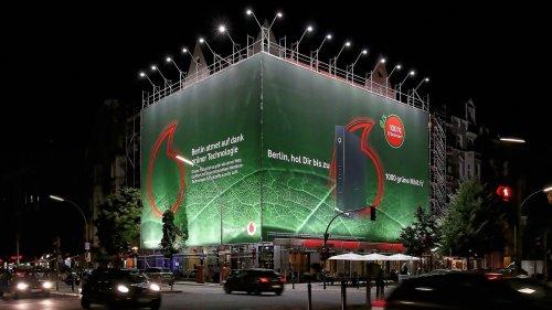 Nachhaltigkeit: Vodafone startet erstmals klimaneutrale Kampagne