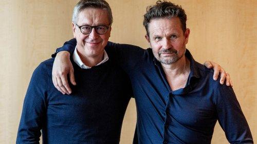 """Antoni-Chefs André Kemper und Tonio Kröger: """"Wir haben das Flugzeug sozusagen im Flug gebaut"""""""