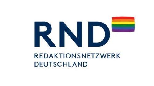 RND, ZDF und Co: Medien und TV-Sender zeigen Flagge - mit Regenbogenfarben