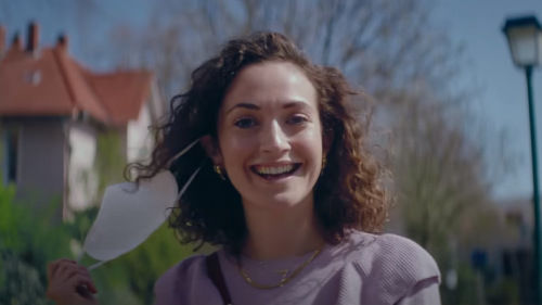 Eine Ode an den Mund: Rossmann und Ninia LaGrande sehnen sich nach großen Emotionen
