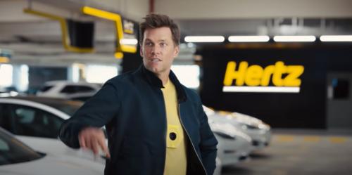 Hertz: Autovermieter kauft 100.000 Tesla und schickt Tom Brady los
