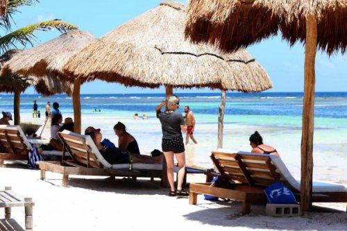 Creció 39% el gasto de los turistas que viajan a México   Economía