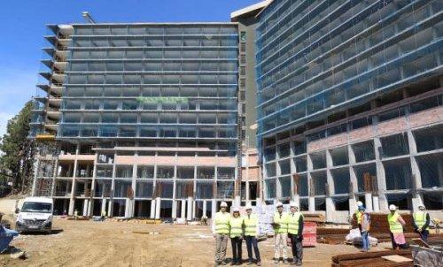 España, tercer país europeo con más habitaciones de hotel en construcción | Hoteles y Alojamientos