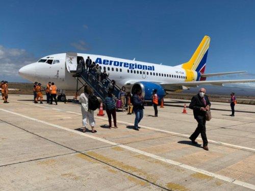 Nueva ruta aérea en Ecuador une a Quito, Guayaquil y Galápagos   Transportes