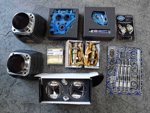 S&S 100-inch Twin Cam Package
