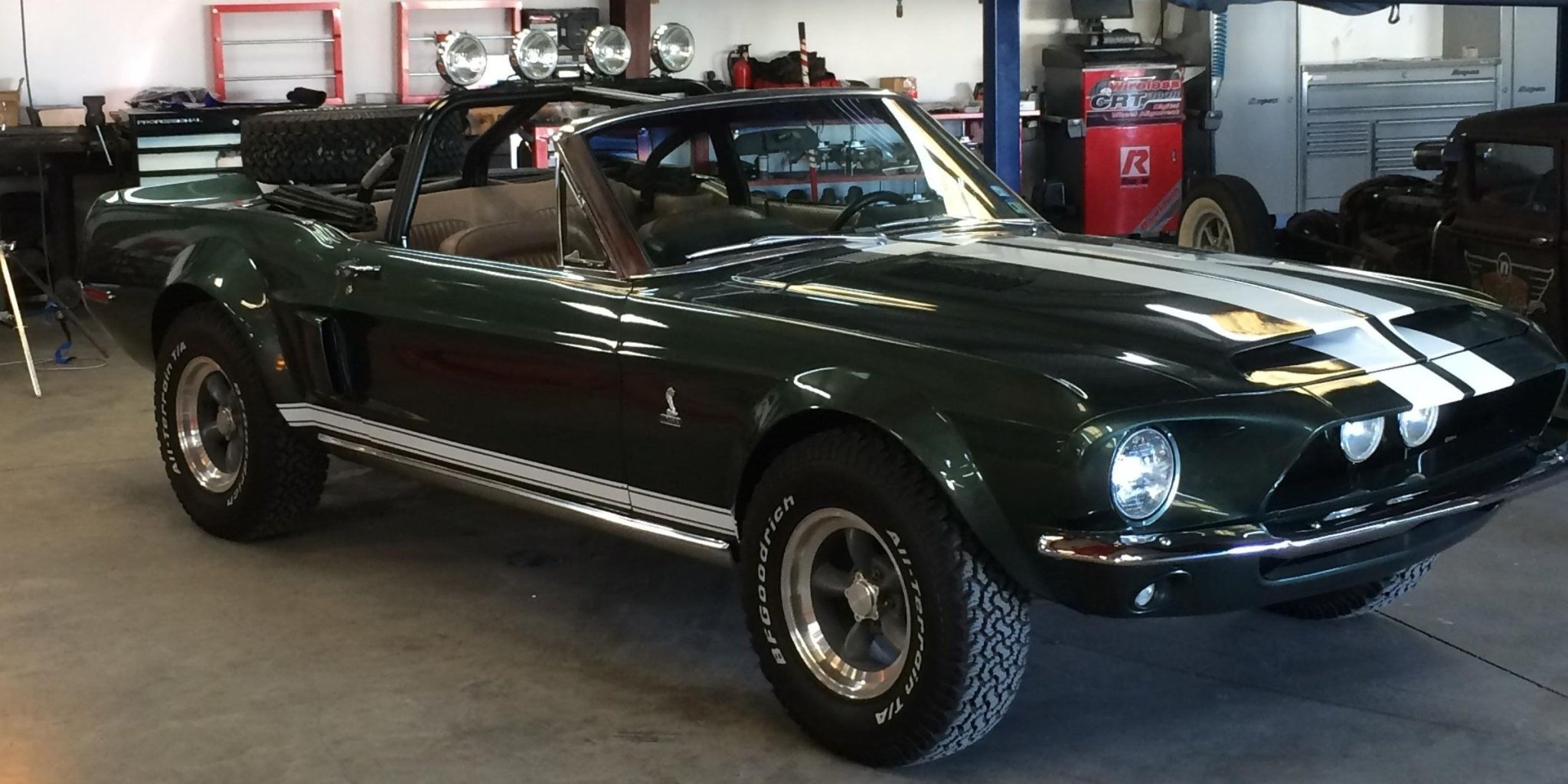 9 Awesome Cars In Richard Rawlings' Collection