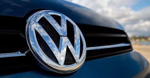 Volkswagen To Update Iconic Logo