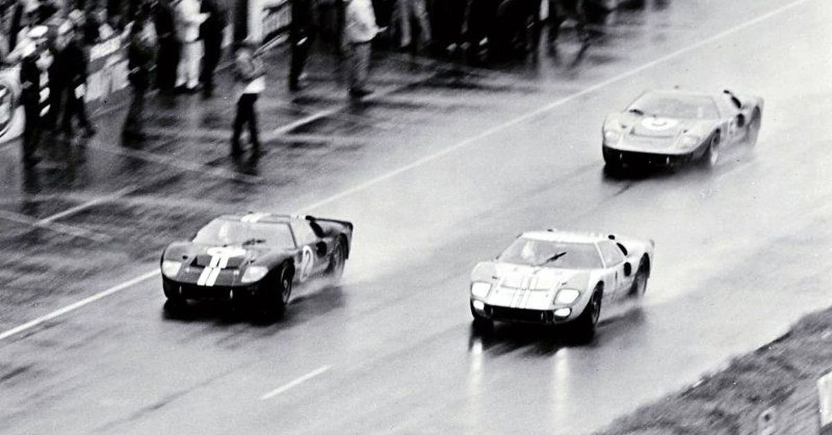 This Was The Best Car From The 1966 Le Mans