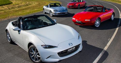 5 Things We Love About The Mazda MX-5 Miata (5 Reasons Why We'd Never Buy One)