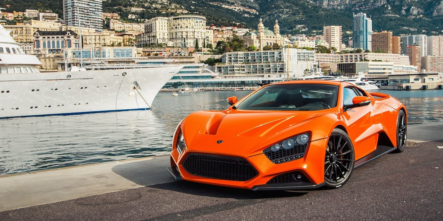 Here Are The 5 Most Aggressive Sports Cars Ever Designed (5 That Aren't Scaring Anybody)