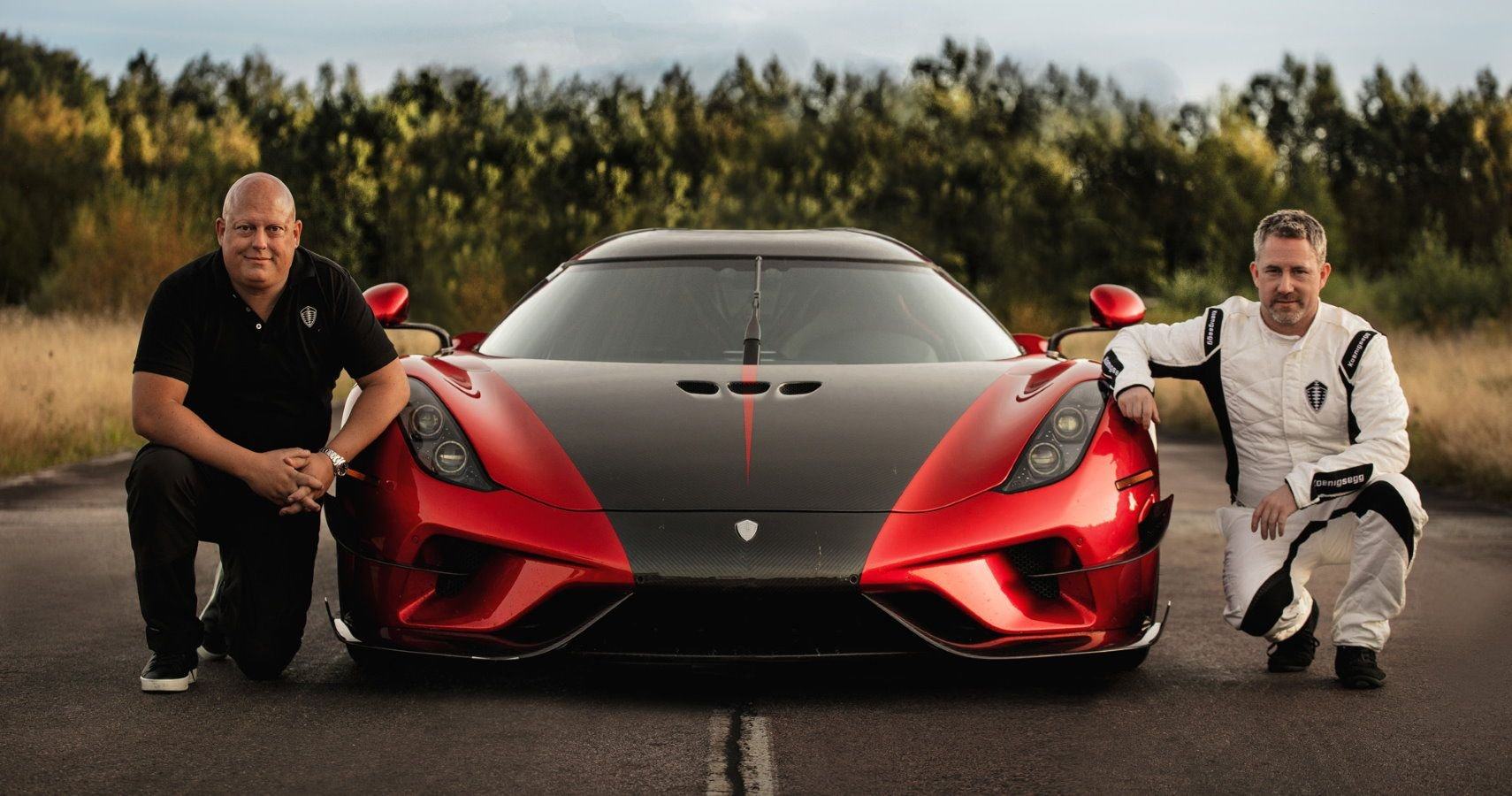 Koenigsegg Shatters 0-249-0 MPH Record With Regera Hypercar