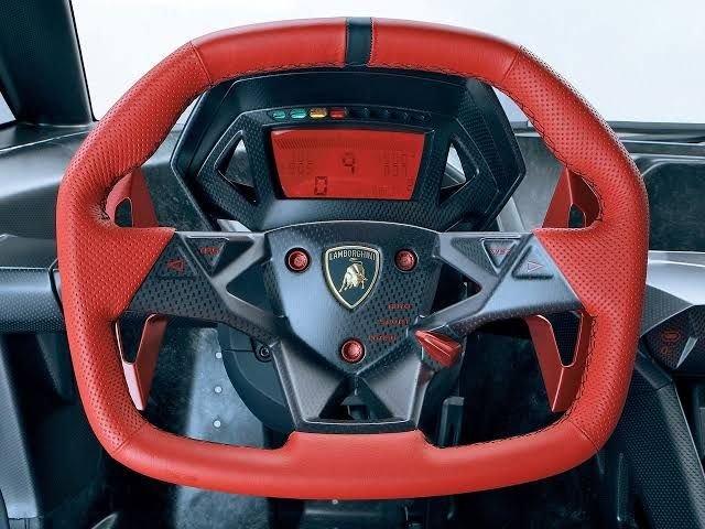 Automotive Industry's 8 Coolest Steering Wheels
